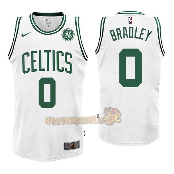 7c34aad5433e2 Vente Nouveau Maillot NBA Nike Boston Celtics NO.0 Avery Bradley Blanc pas  cher